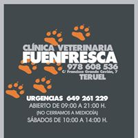Clinicas Veterinarias Teruel Fuenfresca