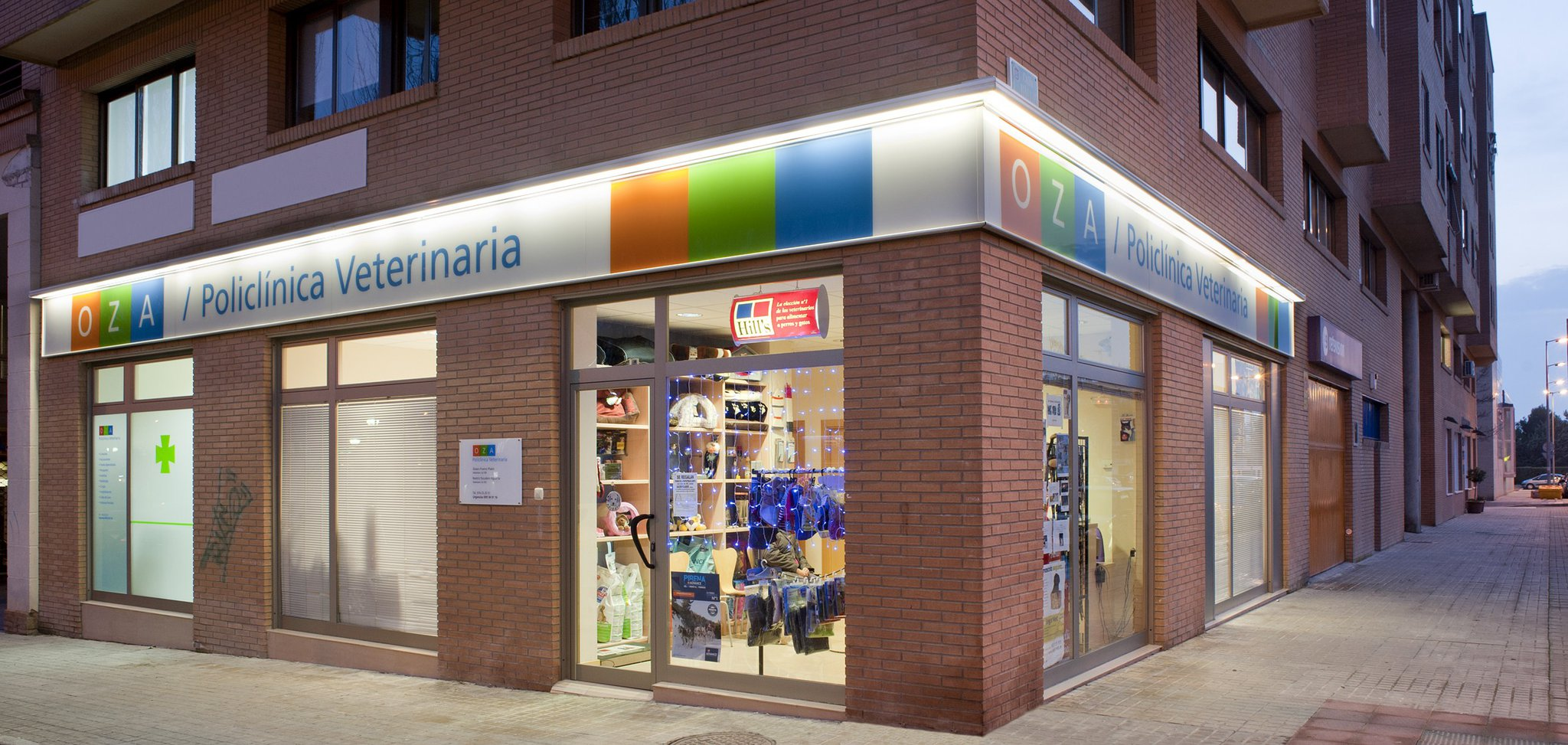 Clinica Veterinaria Huesca Oza
