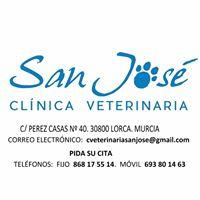Clinicas Veterinarias Lorca San José