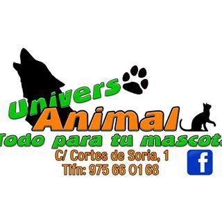 Tiendas mascotas Soria Univers Animal