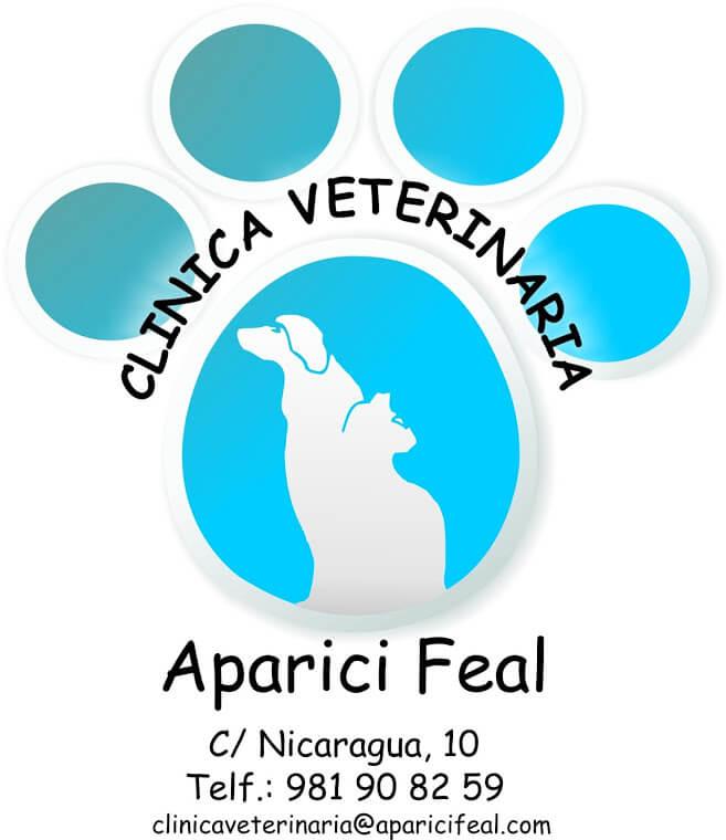 Clínicas veterinarias Coruña Aparici Feal