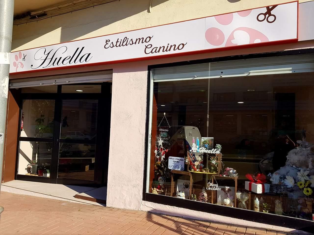 Peluquerias Mascotas Huesca Huella