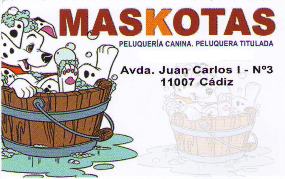 Peluquerias Mascotas Cadiz Maskotas