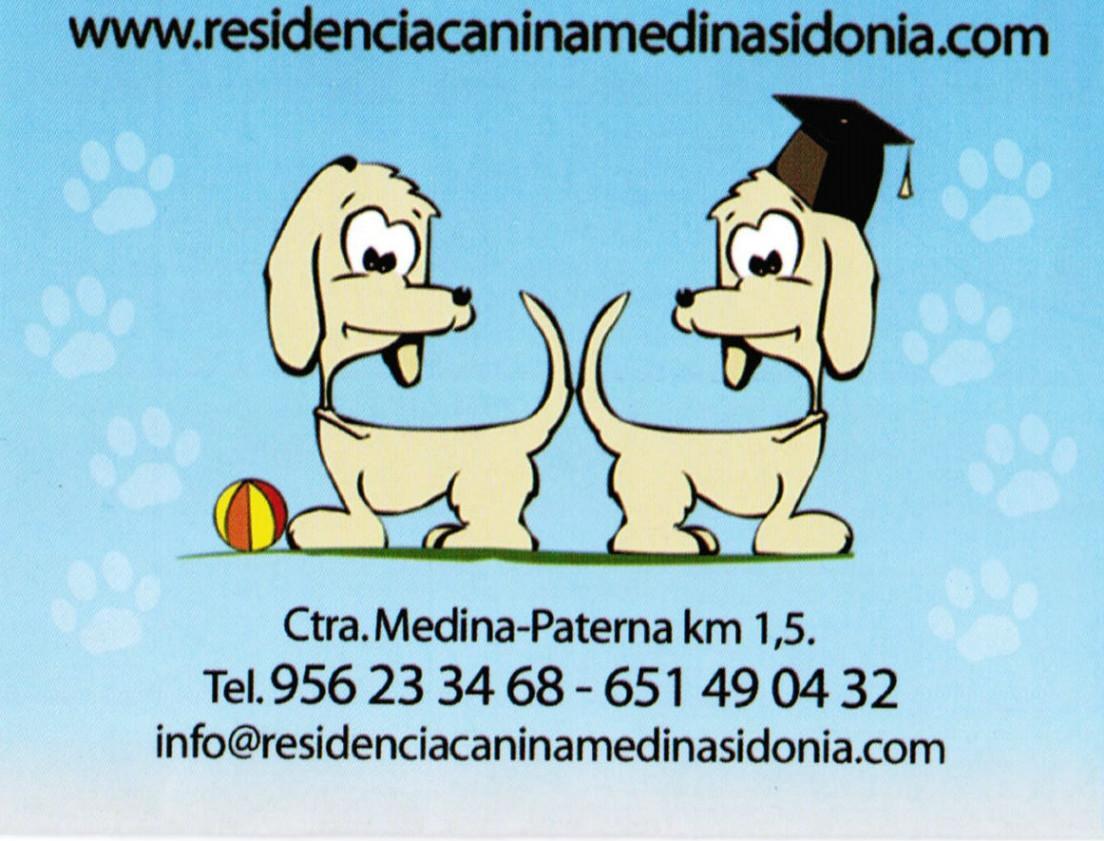Residencia Mascotas Medina Sidonia medina sidonia