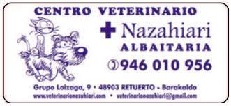Clinicas Veterinarias Vizcaya Nazahiari