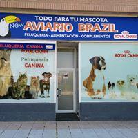 Tiendas Mascotas AlavaNew Aviario Brazil