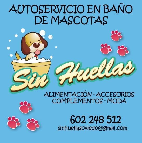 Peluquerias mascotas Oviedo Sin Huellas