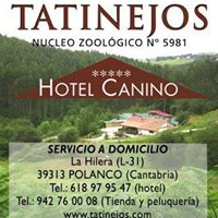 Residencias mascotas Segovia TATINEJOS