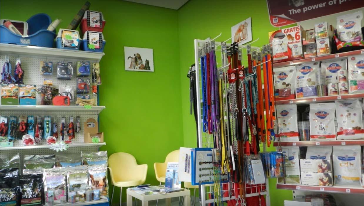 Instalaciones Tiendas Mascotas